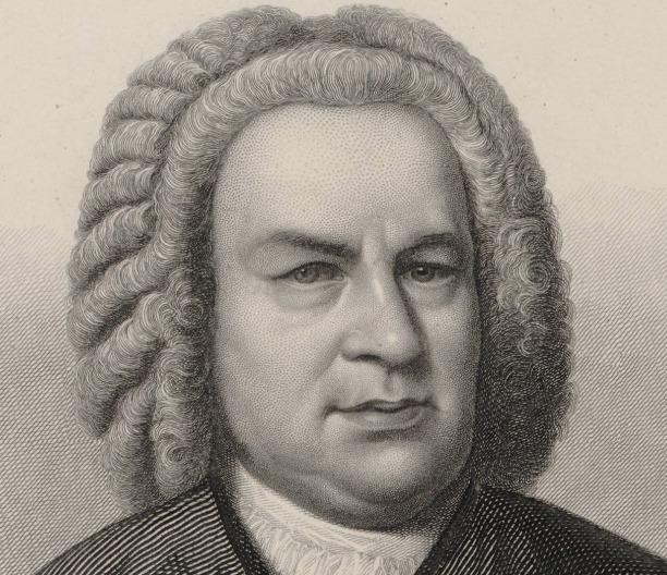 J.S. Bach by August Wagner